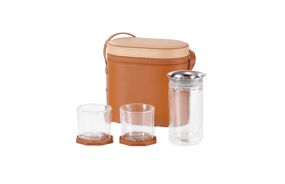 Compass Travel Tea Set