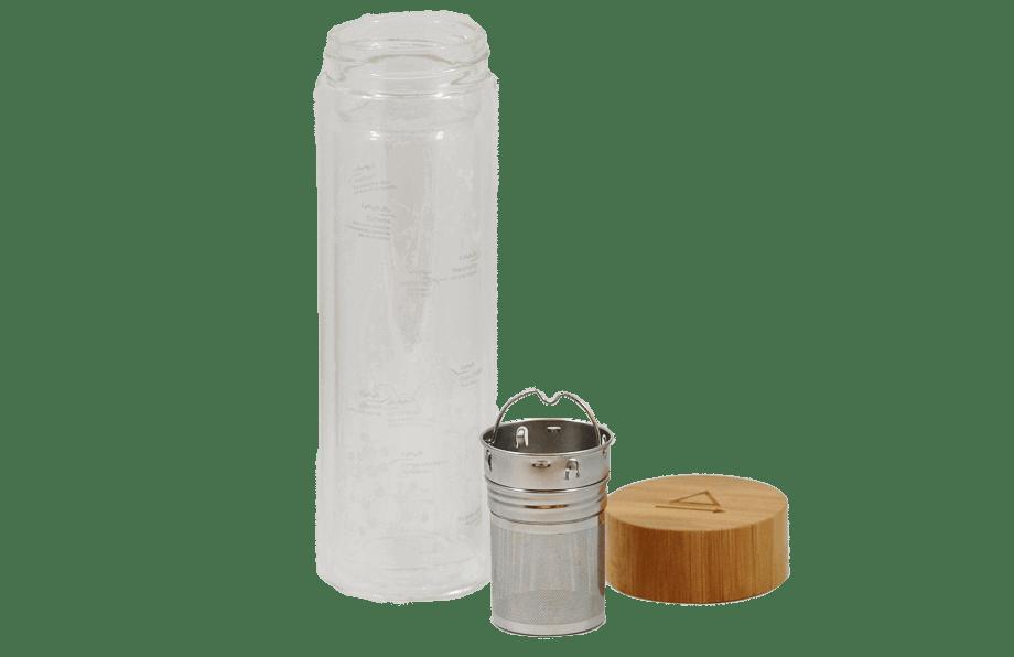 1a429ffd1c Chemistry of Tea Glass Bottle   16oz