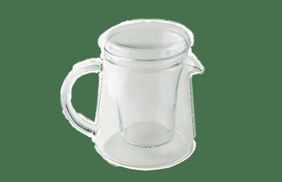 Elio Glass Teapot