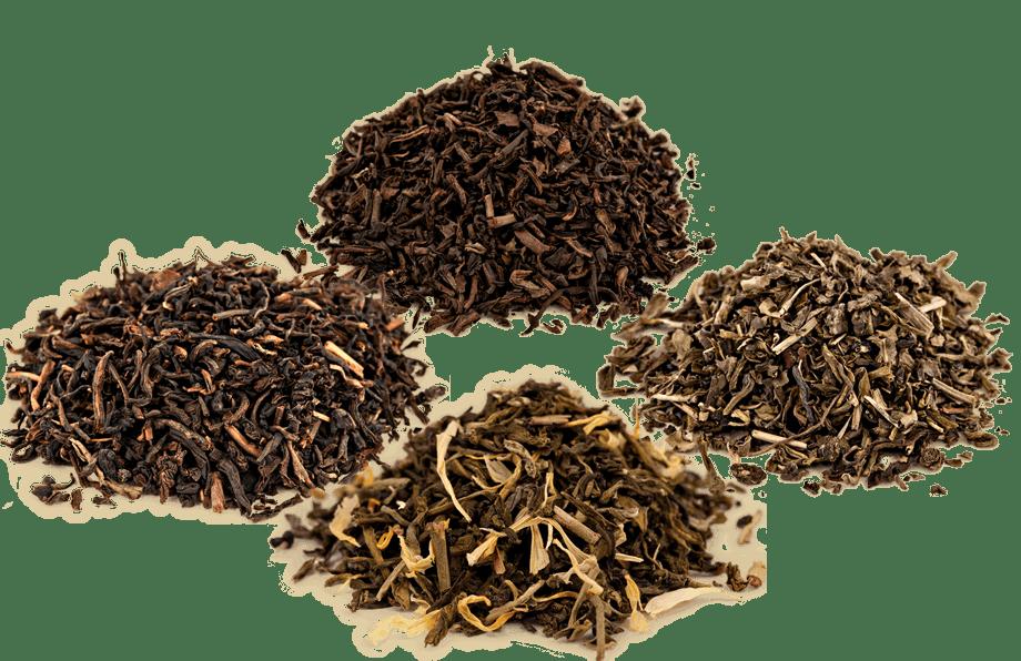 Organic Decaf Tea Sampler