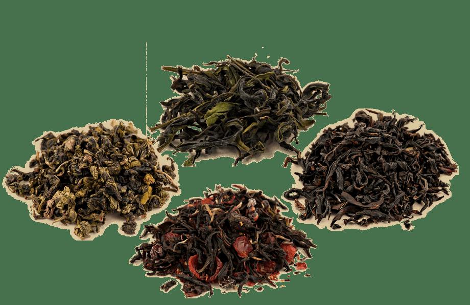 Organic Oolong Tea Sampler