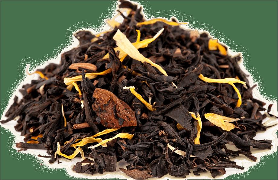 Organic Apricot Black Tea
