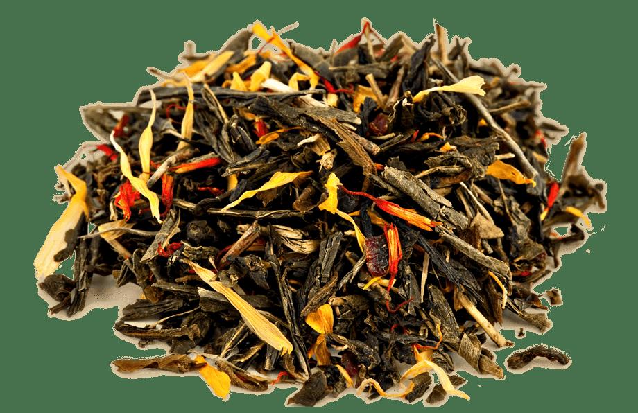Organic Cherry Sencha Green Tea