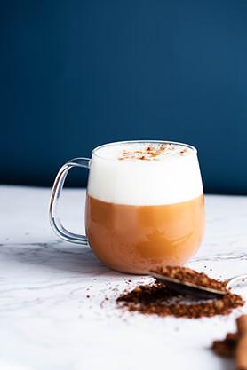 Cinnamon Rooibos Latte Recipe