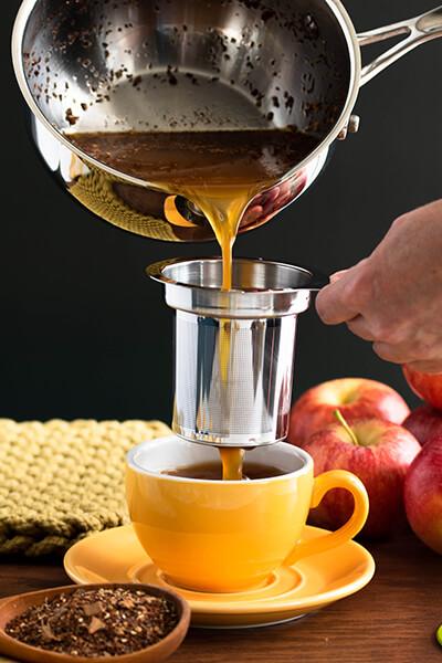 Spiced Apple Cider aka Chai-der