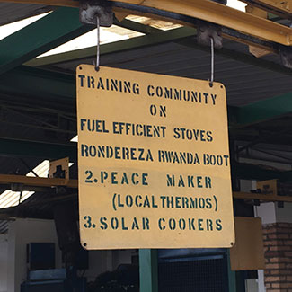Fair Trade Achievements Solar Stoves