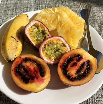 Local Kigali Fruit
