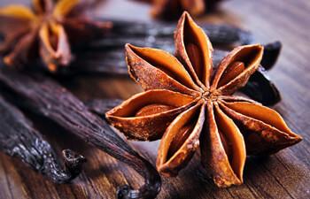 rganic Tea with Vanilla & Anise Flavor