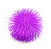 Puffer Ball; purple