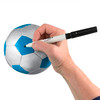 Create-Your-Own Thumball - writing on ball