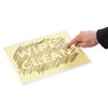 Slim-Line Answer Boards; erasing