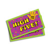 High Five Lapel Pins & Cards