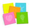 Design Thinking Sticky Notes