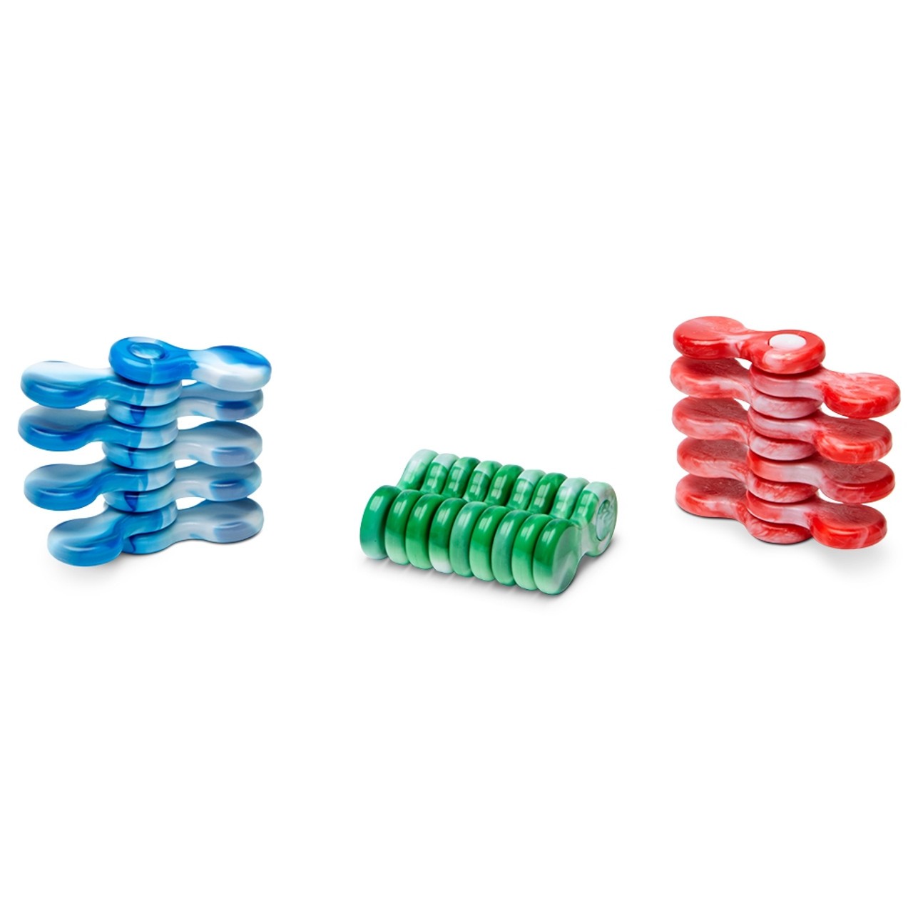 Helix Fidget Toy; assorted colors