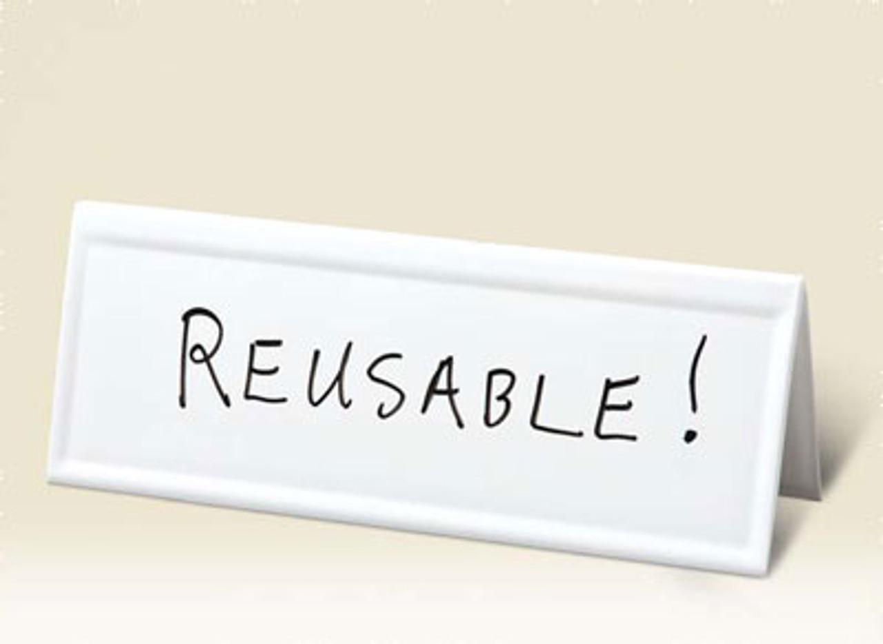 Original Reusable Name Card