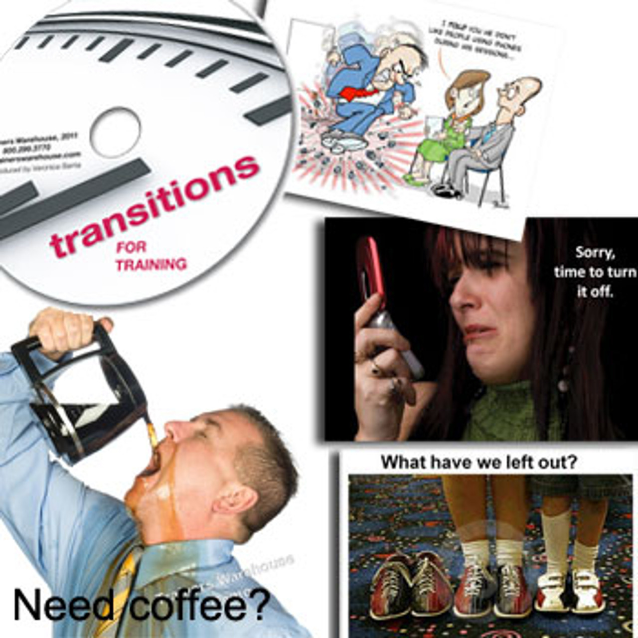 Transitions for Training