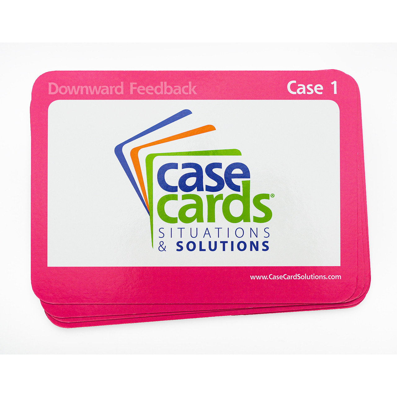 CaseCards - FEEDBACK Situations & Solutions Downward
