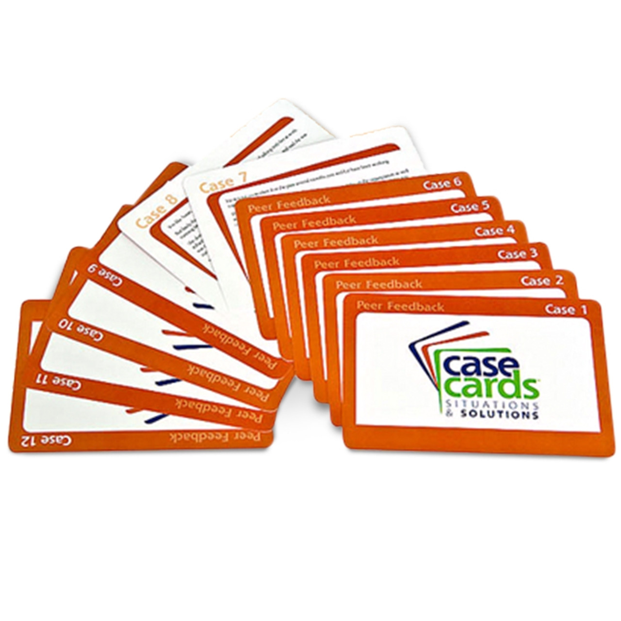 CaseCards - FEEDBACK Situations & Solutions