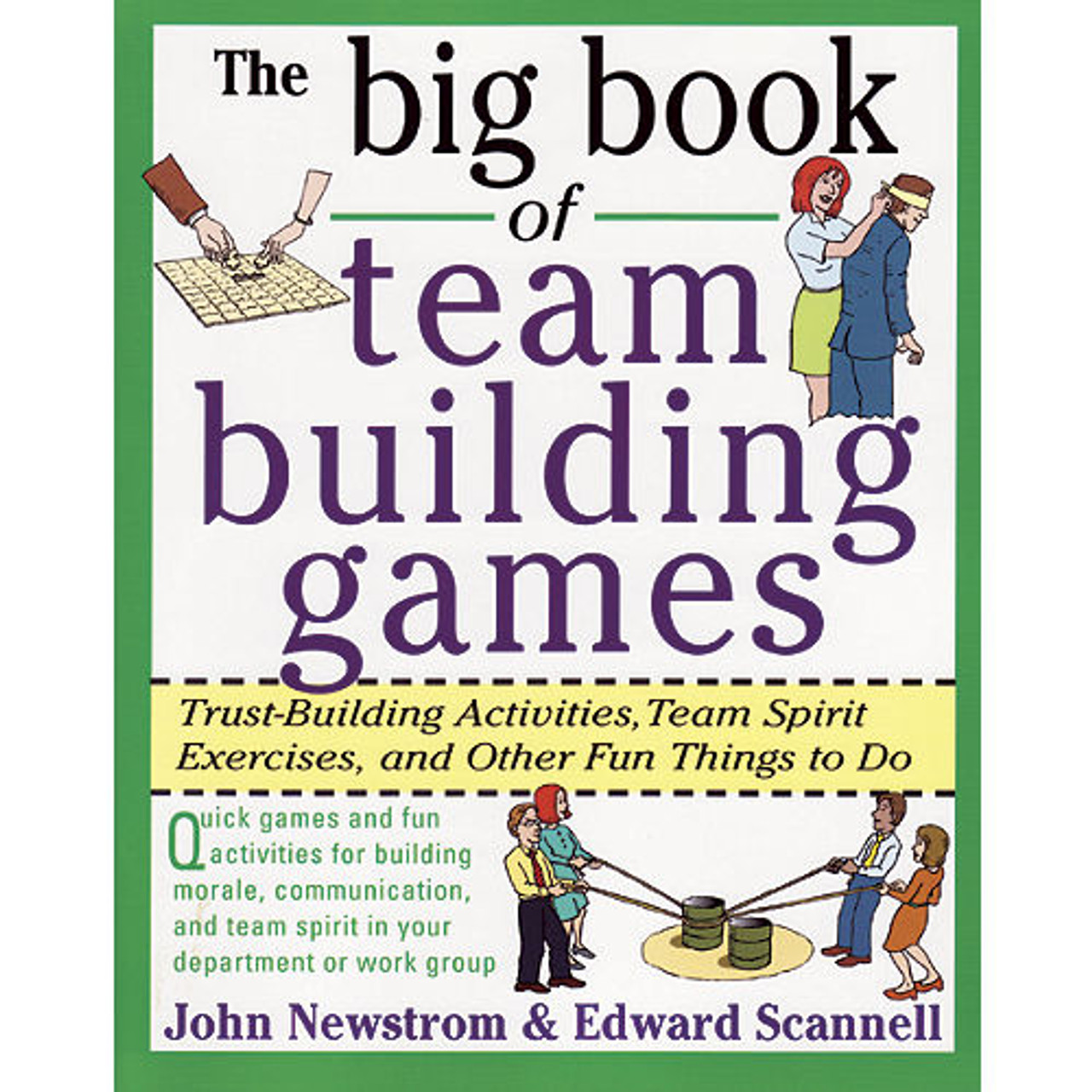 Big Book of Team Building Games