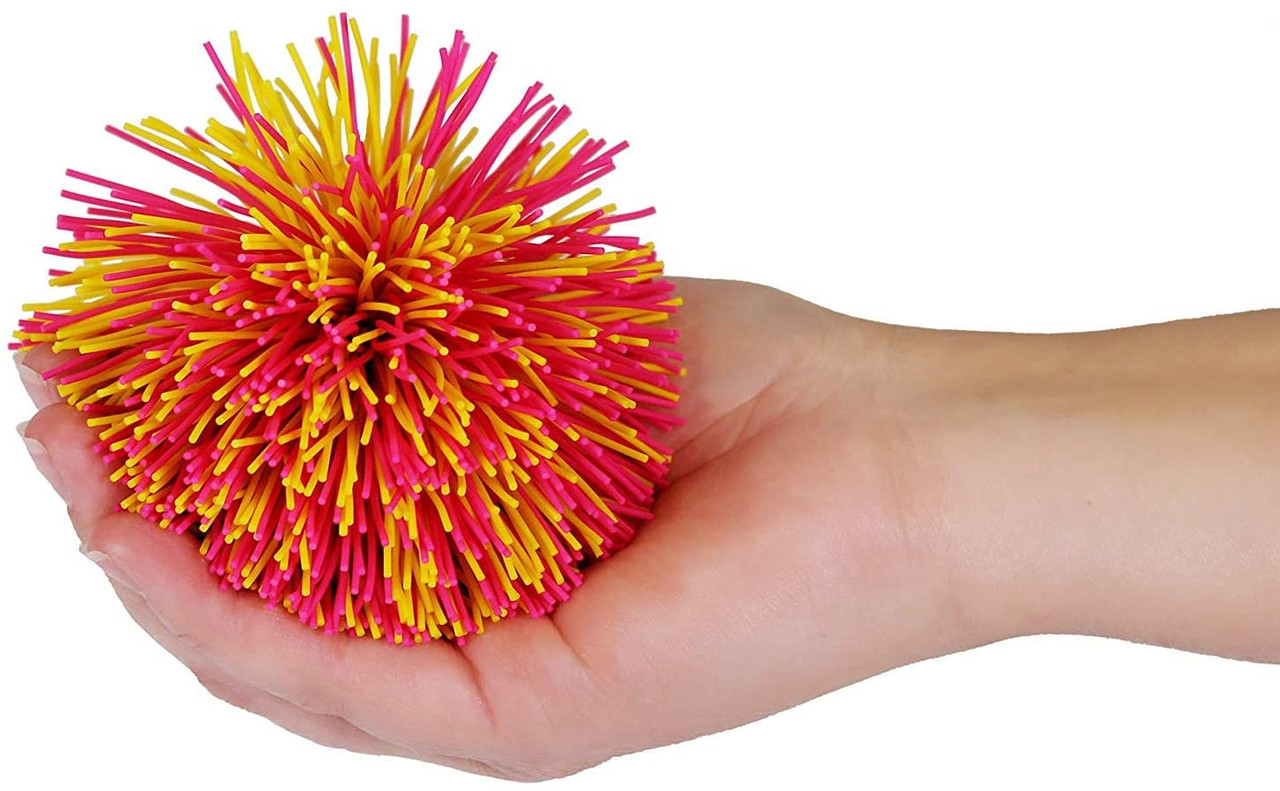 Original Koosh; in hand