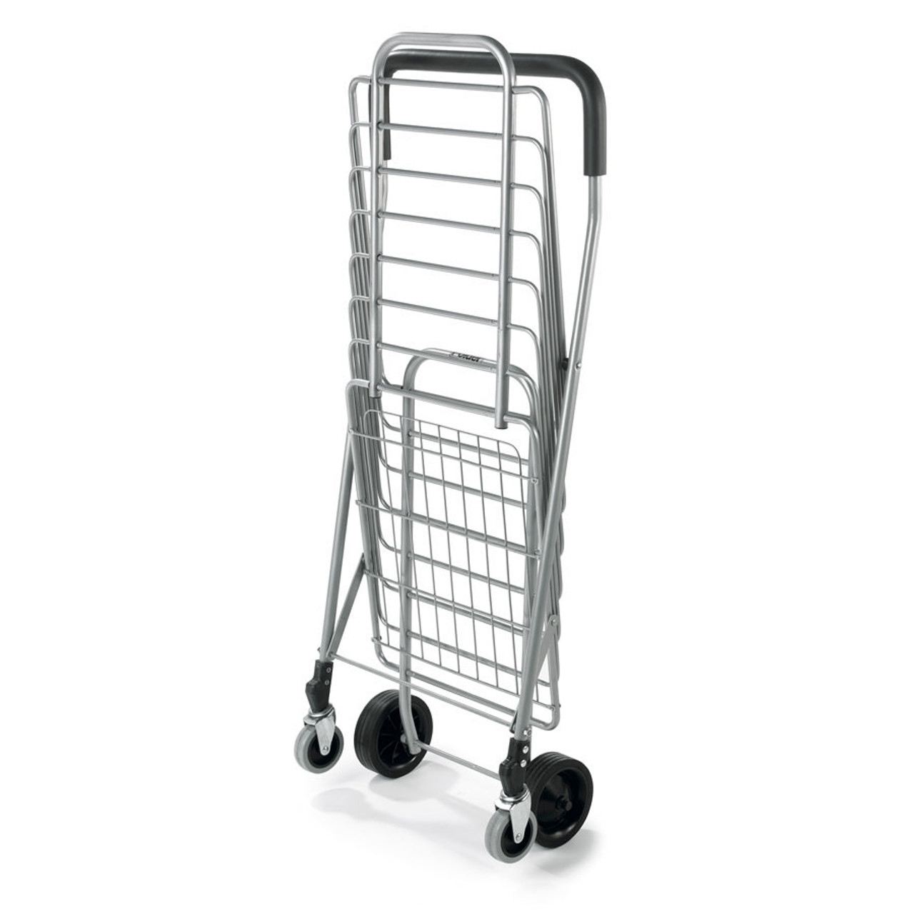 Lightweight Aluminum Cart - Folded