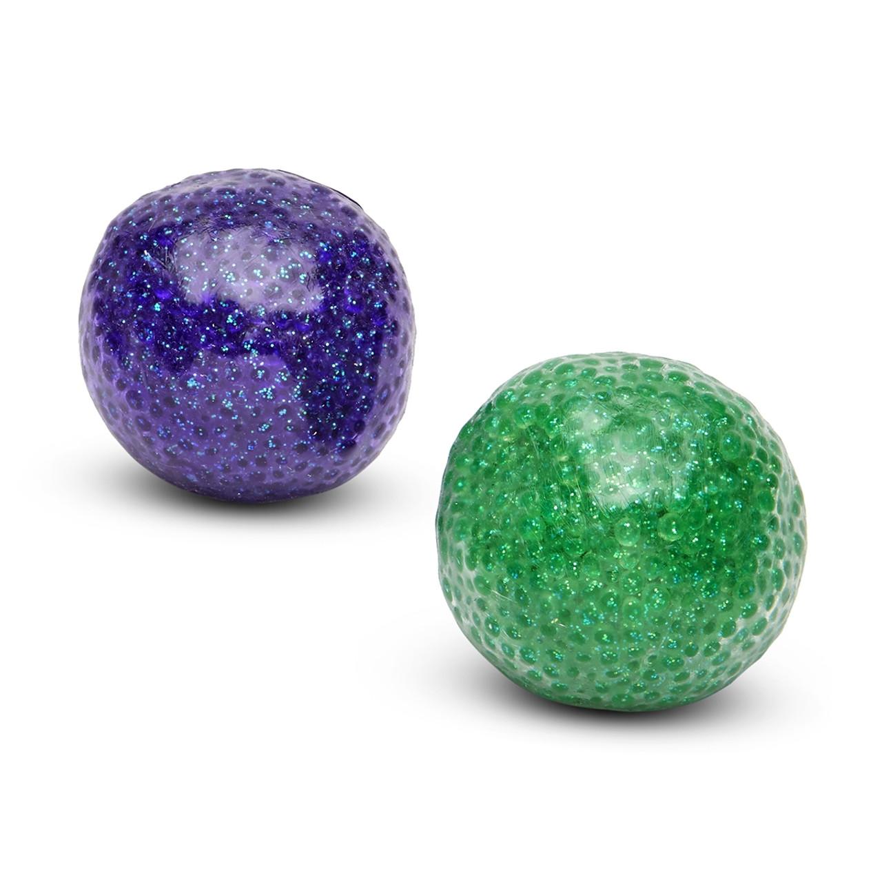 Glitter Bead Ball; round