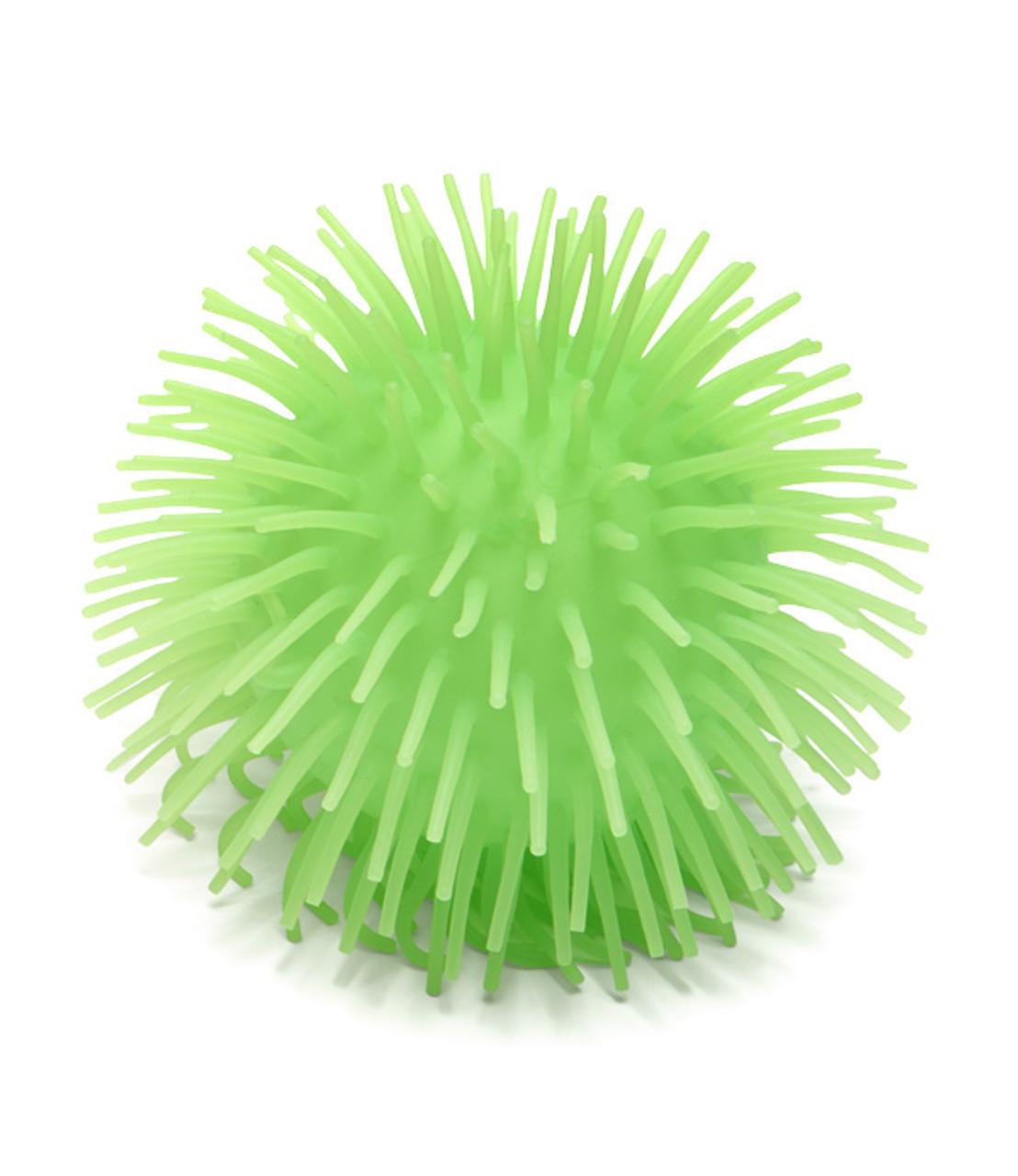 Puffer Ball; green