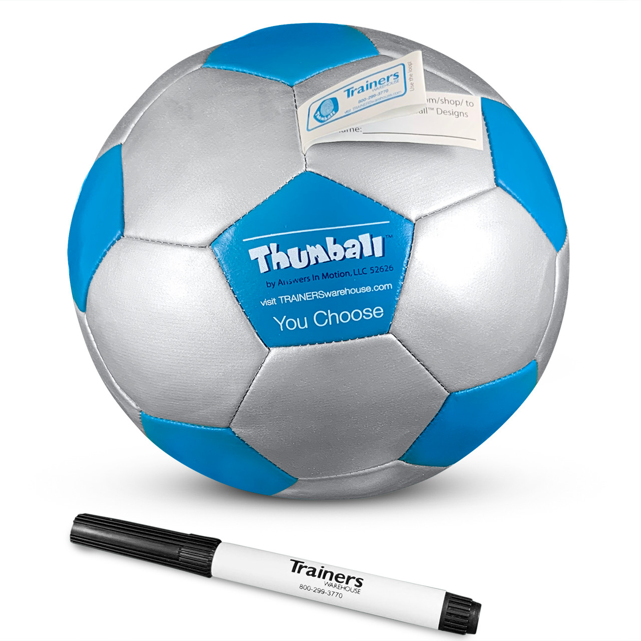 Create-Your-Own Thumball--with marker