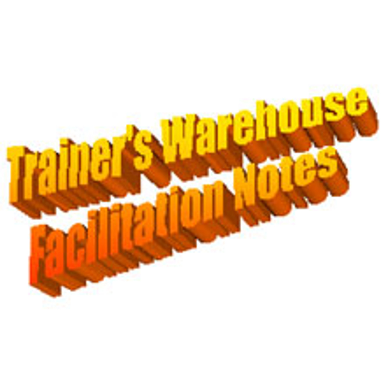 "graphic logo of ""Facilitation Notes"""