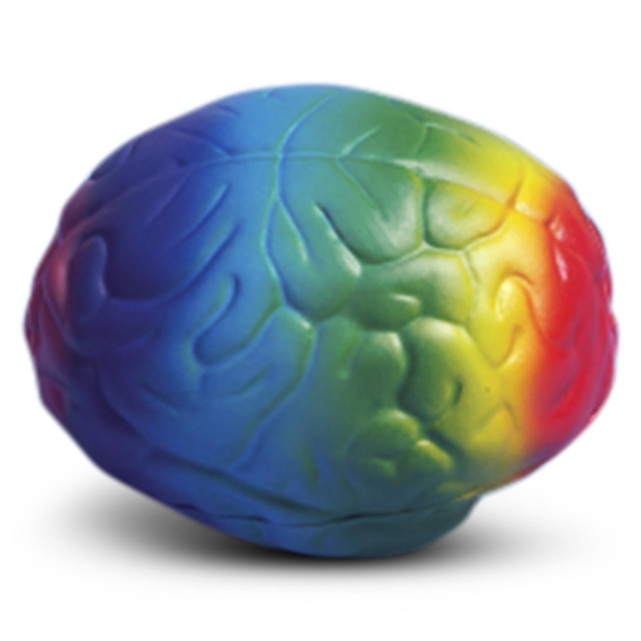 Brain Stress Ball - side view