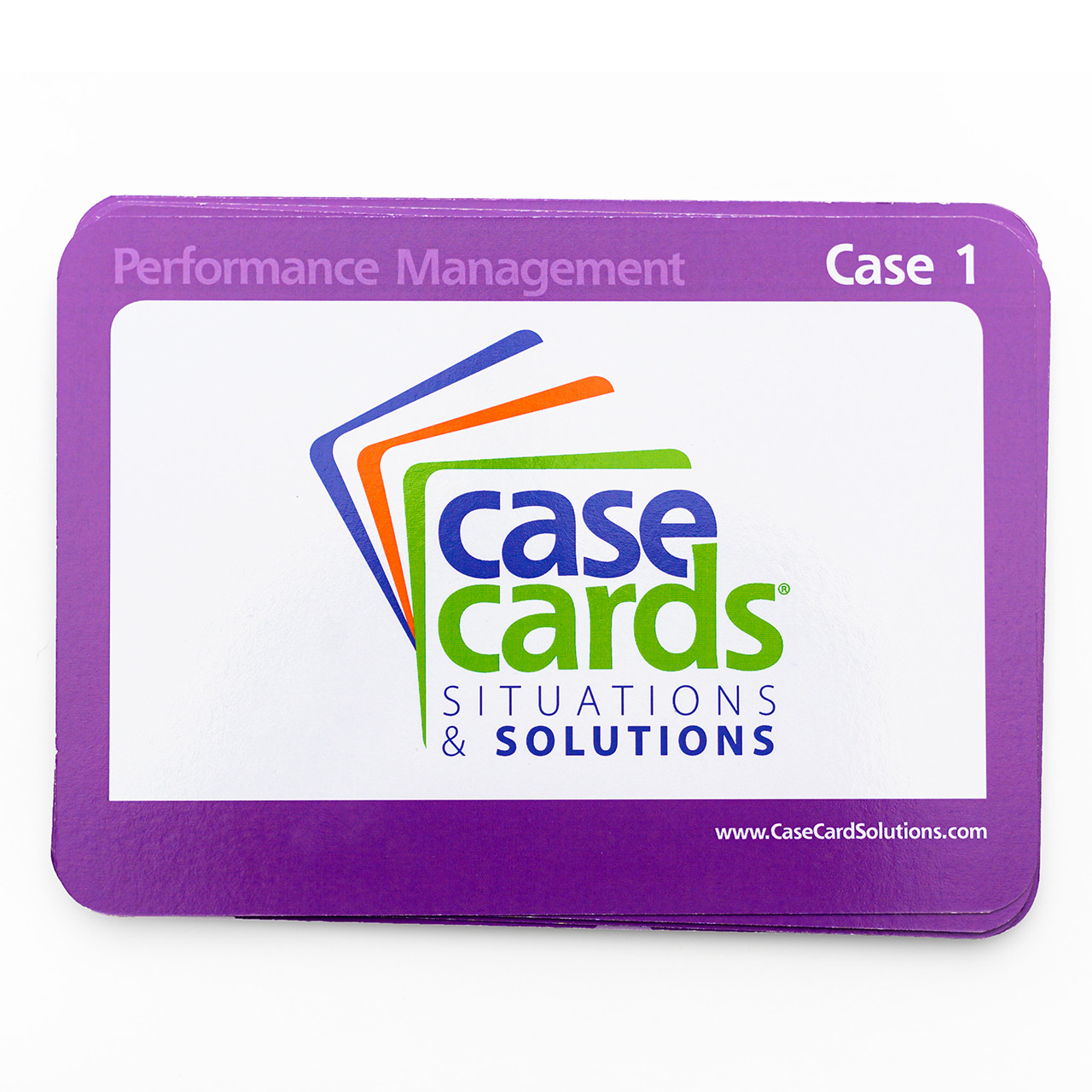CaseCards - Performance Management Front
