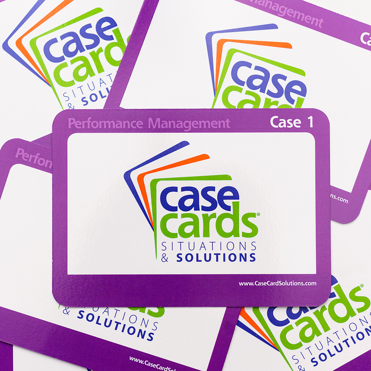 CaseCards - Performance Management Thumbnail