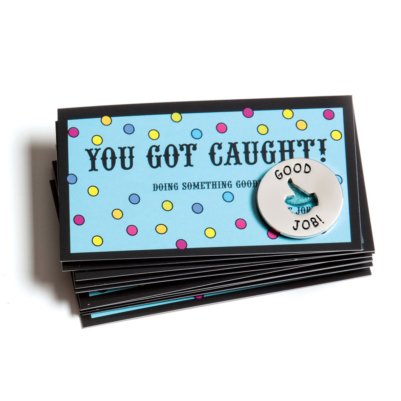 You Got Caught! -- Tokens and Cards Combo