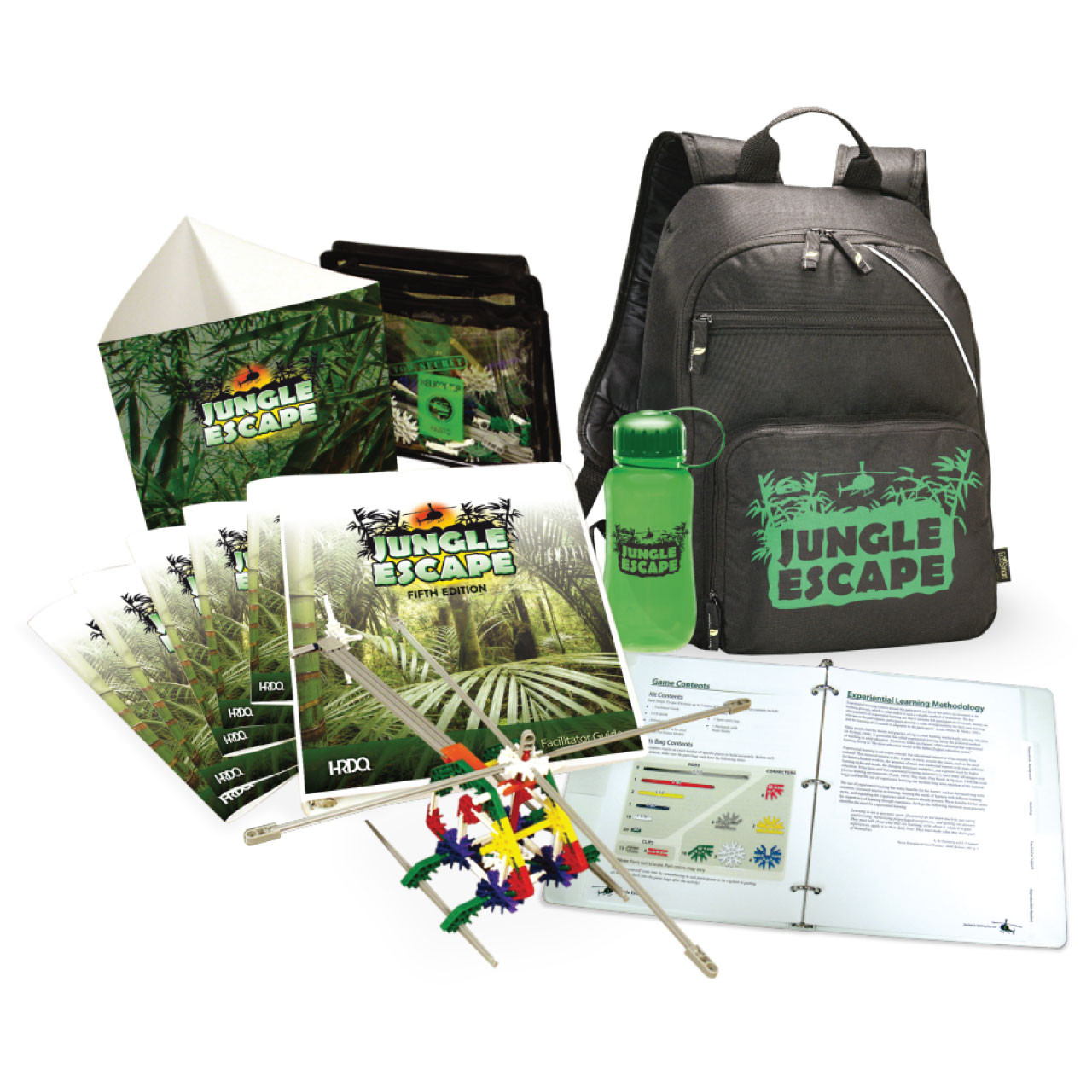 Jungle Escape; Facilitator Kit