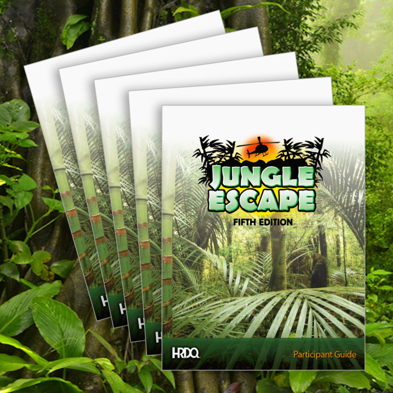 Jungle Escape Kit; participant guides