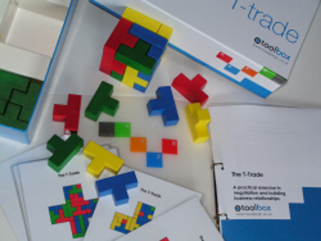 T-Trade Game for building negotiation skills