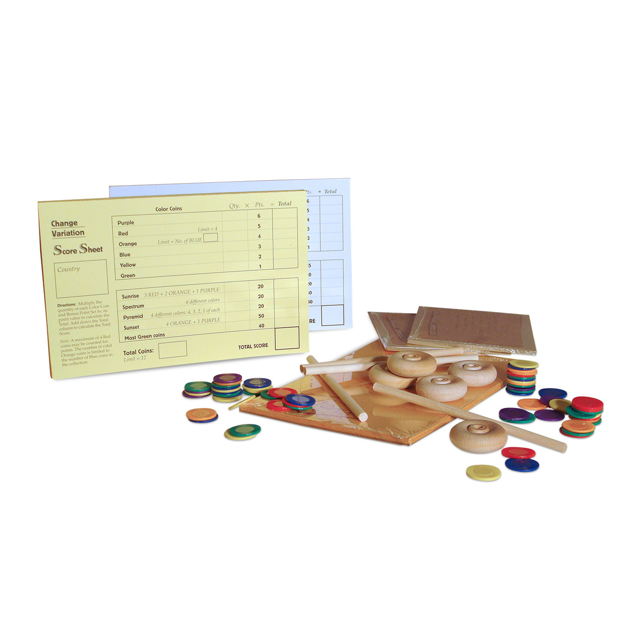 Common Currency Game -The Cooperative Competition Game