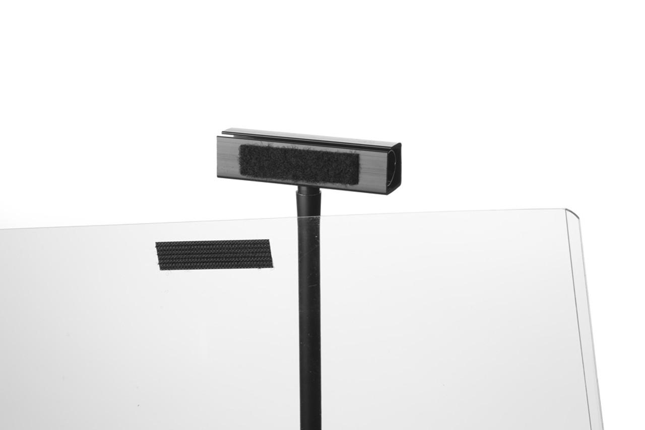 6 ft. Floor Stand - inset of top