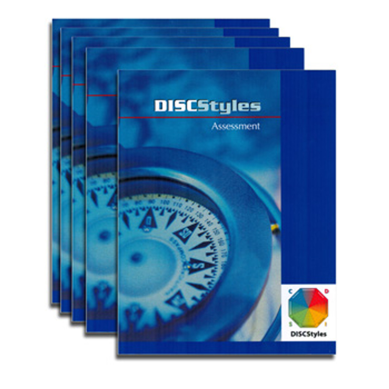 HRD DISC Style Assessments, 5-pack paper assessment