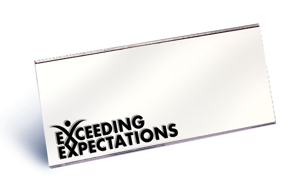 Exceeding Expectations Mirrors