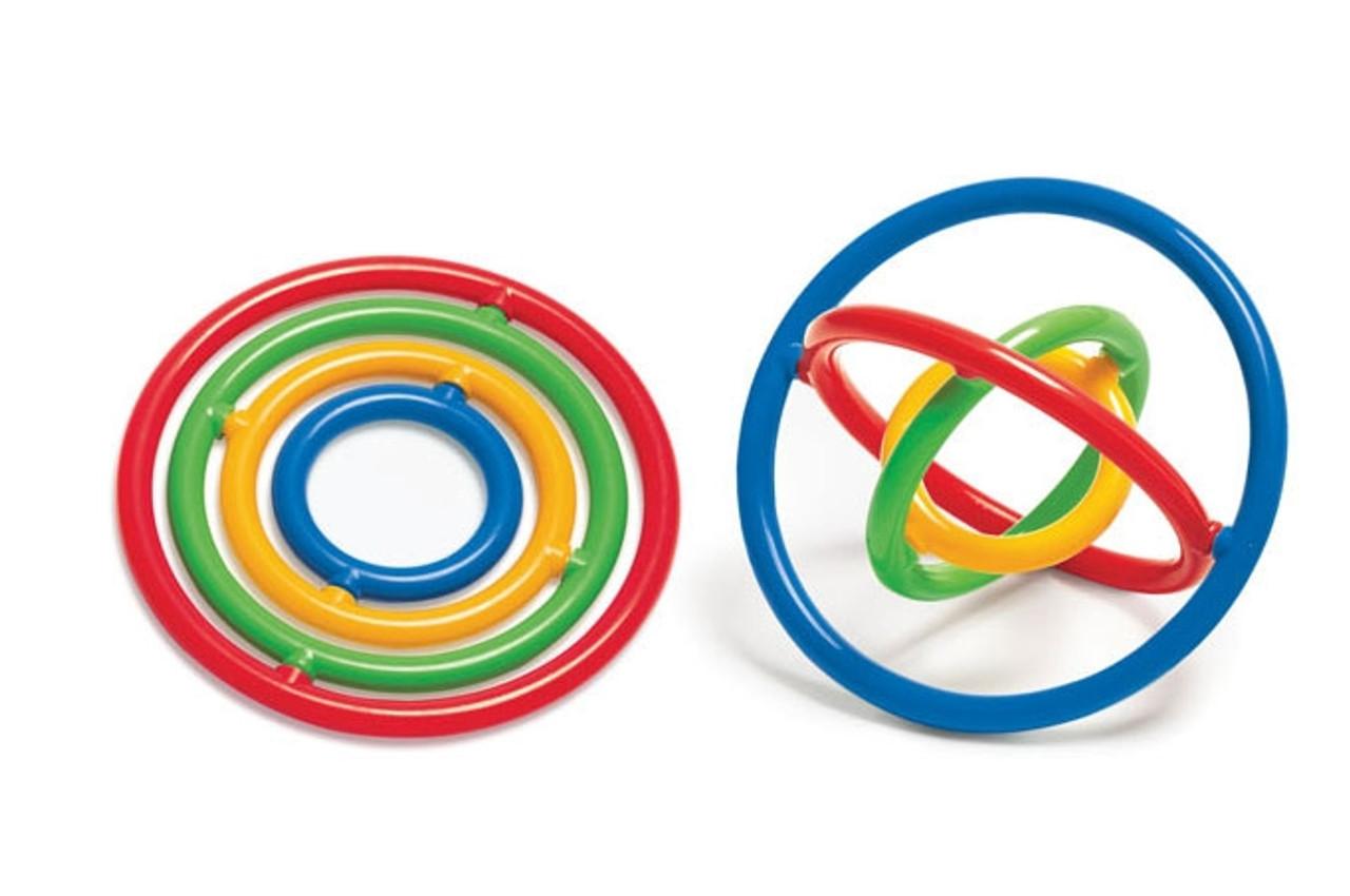 Gyrobi - primary colors