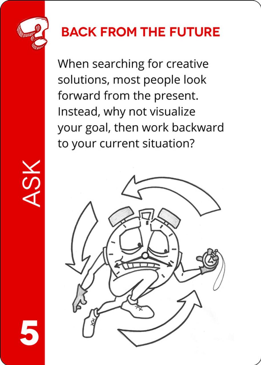Zig Zag Creativity ASK Card