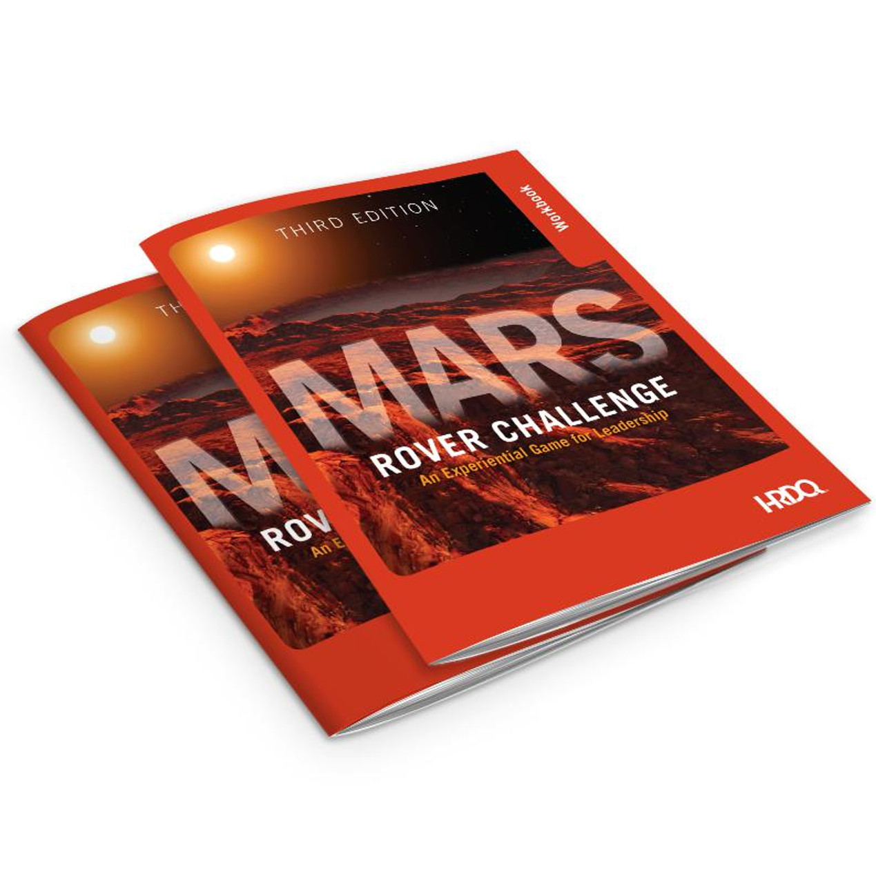 Mars Rover Challenge; leadership workbook