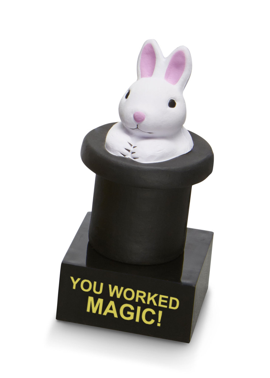 Magical Rabbit Trophy
