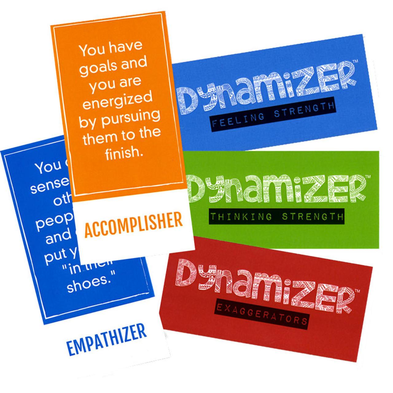 Dynamizer Cards