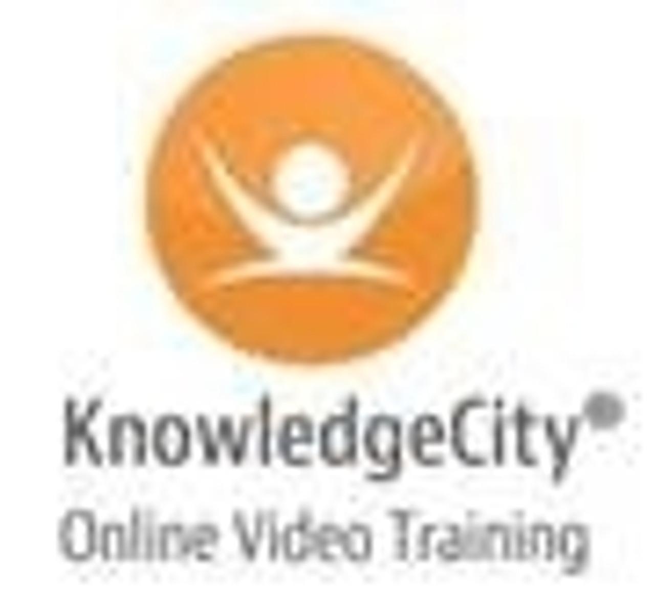 KnowledgeCity Online Video Training logo