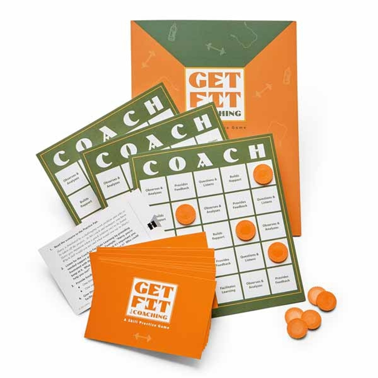 Get Fit For Coaching Game