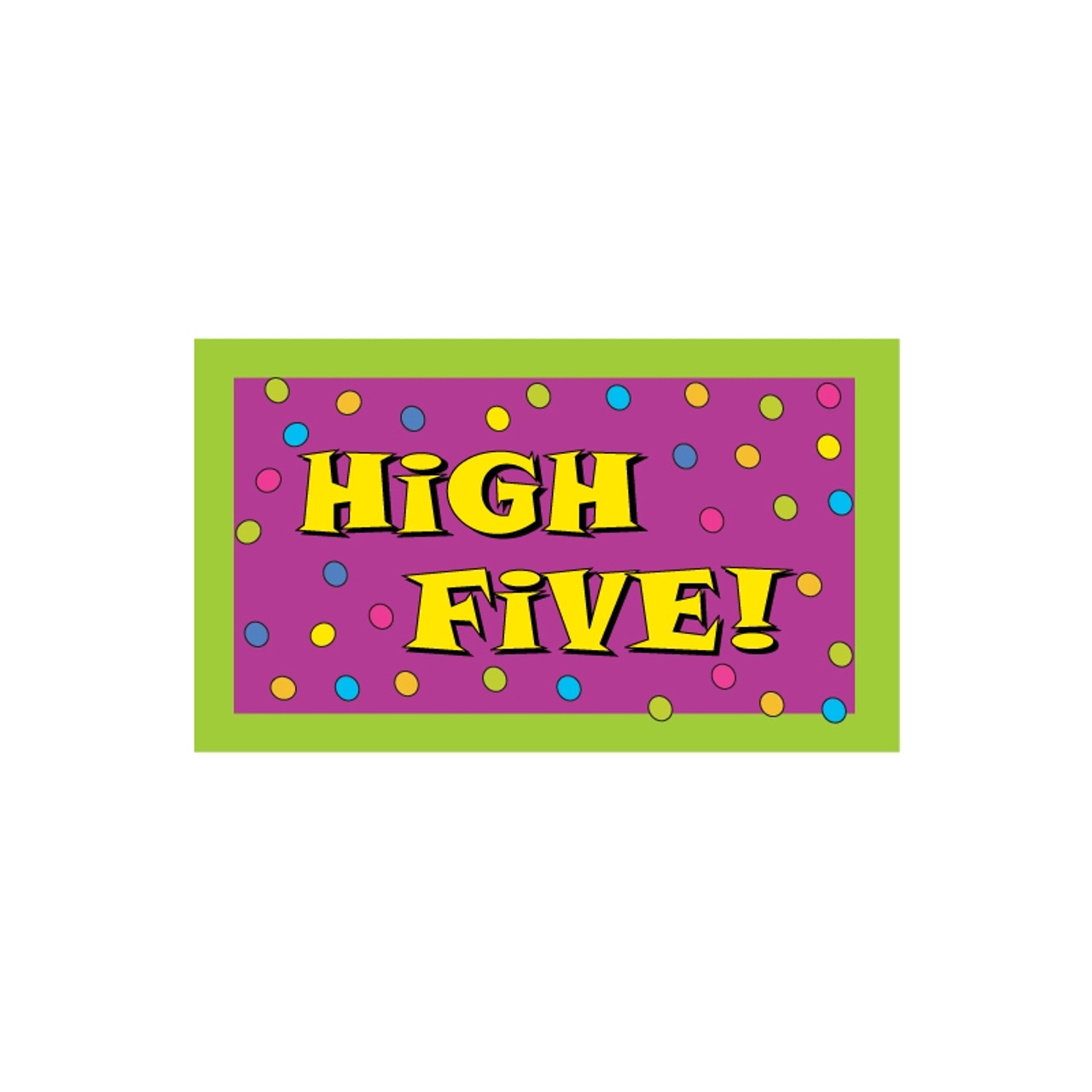 Kudos Card Set; High Five!