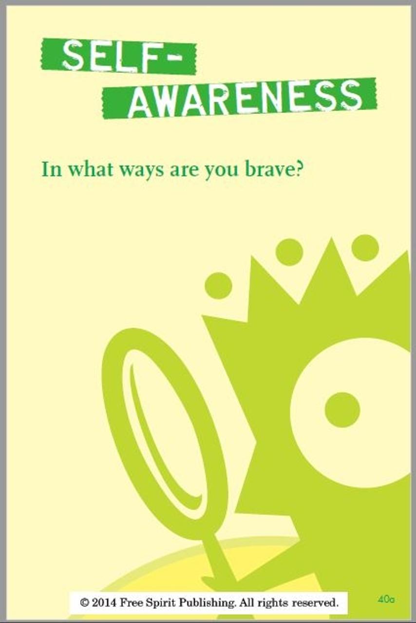 Everyday Leadership Card; Self Awareness