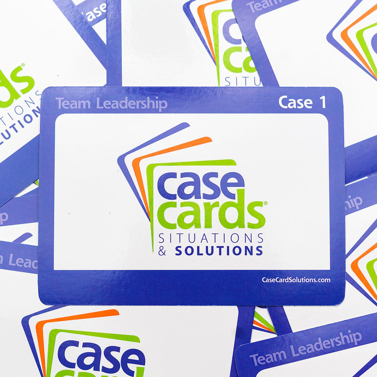 CaseCards - Team Leadership Thumbnail